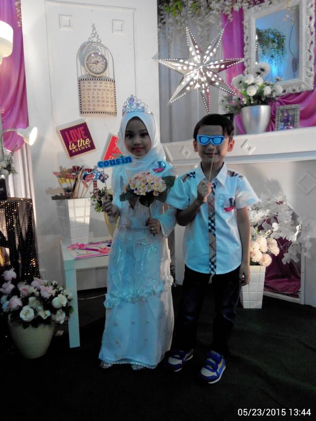 Flower Boy & Girl again