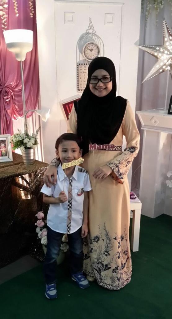 Mak & Anak